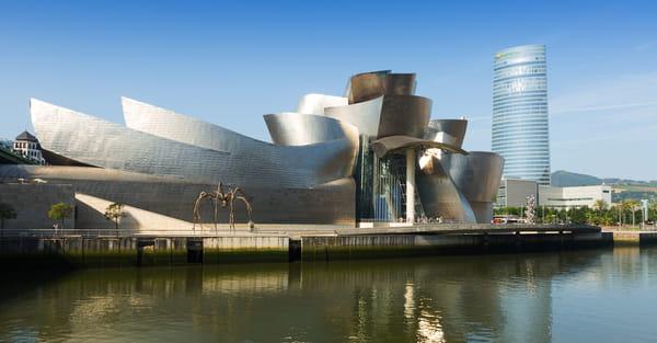 Frank Gehry - Musée Guggenheim (Bilbao)