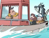 Souvenirs de Gravity Falls : Quand Gidéon passe...