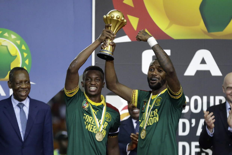 Can 2017 le cameroun vainqueur les r sultats et le classement - Resultat foot coupe d afrique ...