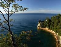 Trésors vus du ciel : Lac Supérieur