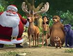 Le livre de la jungle : c'est Noël