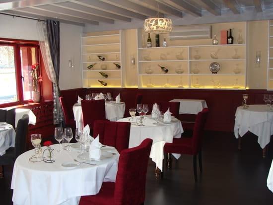 L'Auberge Gourmande  - salle numéro 1 -   © delphine faivre