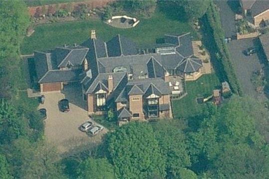La maison de Ryan Giggs