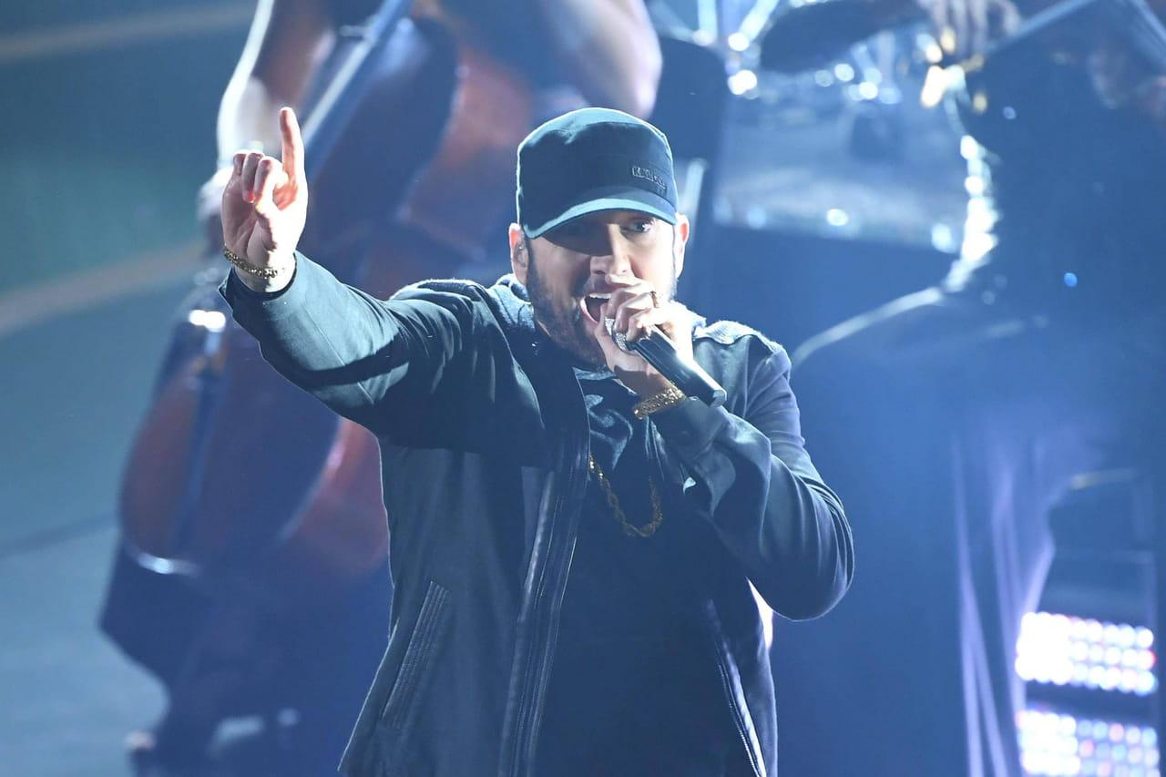 Eminem: pourquoi son show surprise aux Oscars est un événement