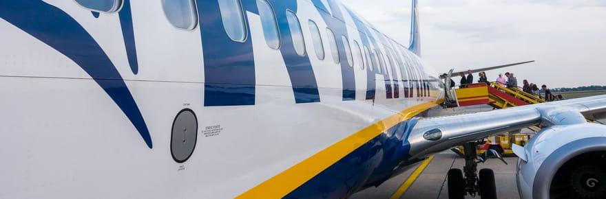 Ryanair: les promos de ce mercredi pour le Black Friday 2017