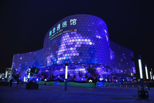 Shanghai 2010ou le triomphe de l'informatique