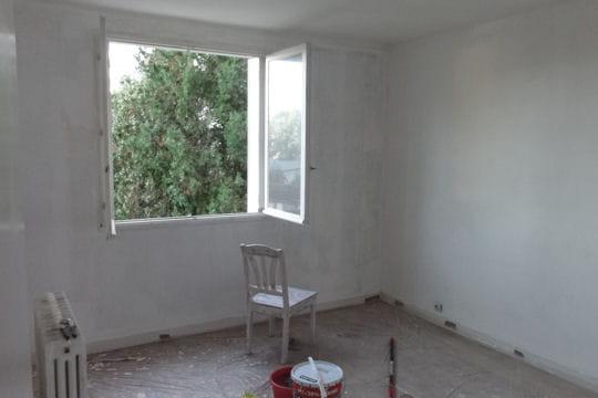 Peinture de la chambre - La peinture de chambre ...