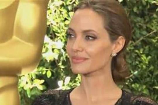 Angelina Jolie: elleveut arrêter sacarrière d'actrice... pour lapolitique?