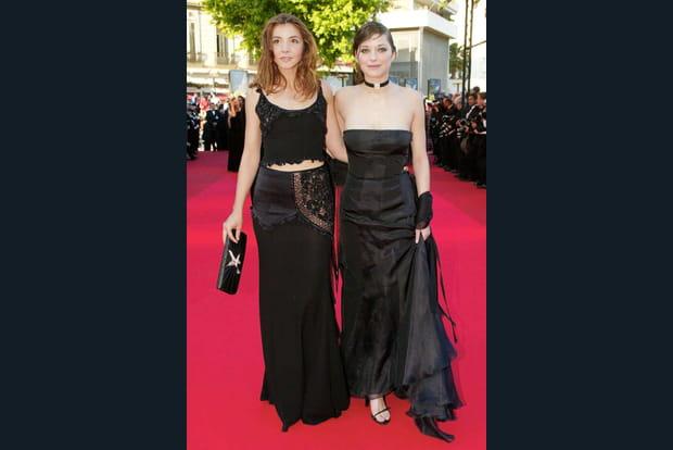 Clotilde Courau et Marion Cotillard, lesdeuxfontlapaire