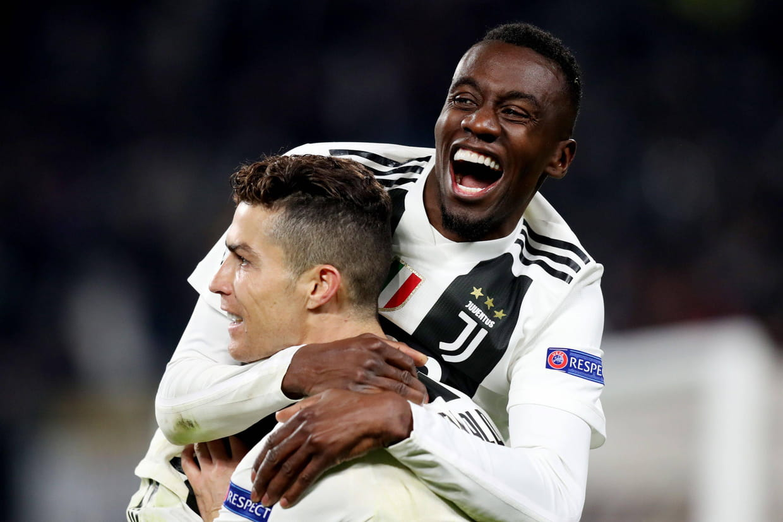 Juventus Atletico Madrid Emporte Par La Folie De La Juve De