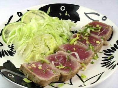 Wasabi d'Azur  - THON MI-CUIT -
