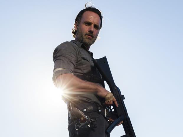 Récap en images de l'épisode 1de The Walking Dead saison 8
