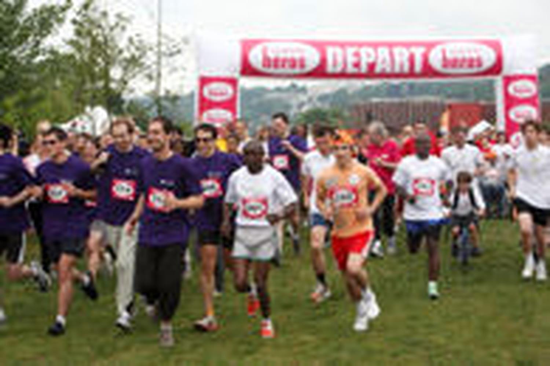La Course des Héros: du sport solidaire