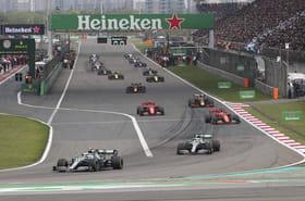 GP de Chine F1: le Grand Prix reporté à cause du coronavirus [infos]