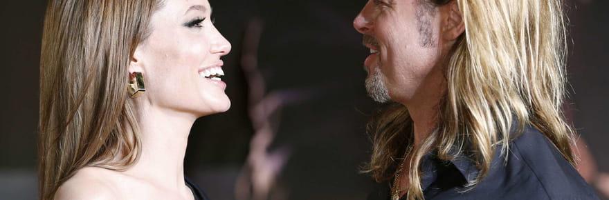 Divorce Brad Pitt et Angelina Jolie: retour en images sur l'histoire d'amour du couple!