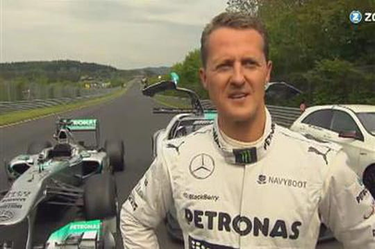 Schumacher: son état desanté s'améliore, mais très lentement