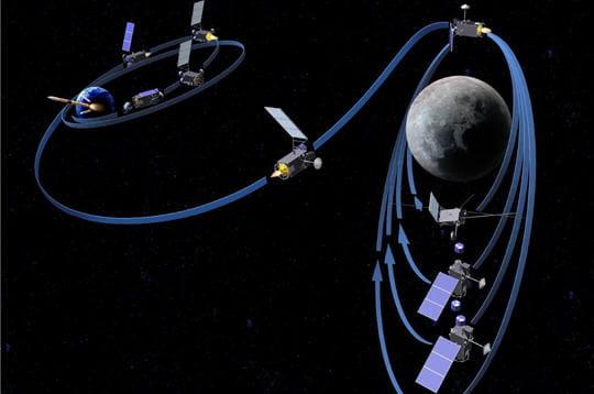 En orbite