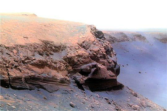 Cape Verde Mars