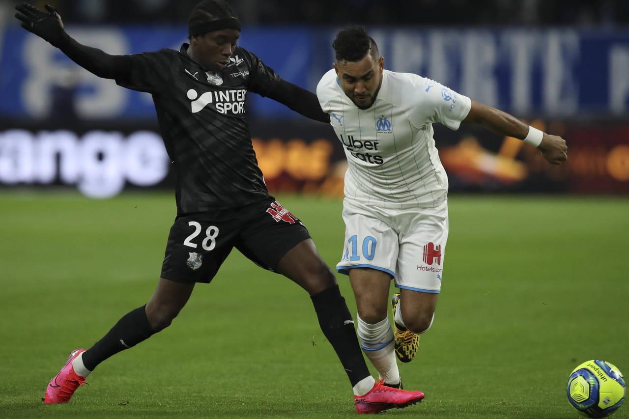 LIGUE 1. Marseille - Amiens: Payet et l'OM dans le dur, suivez le match en direct