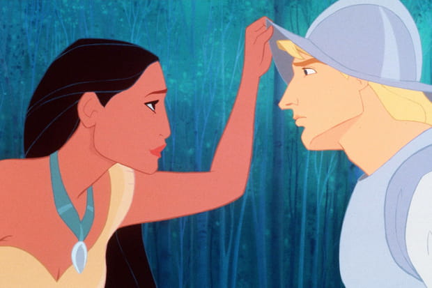 Pocahontas mène la danse