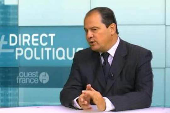 Jean-Christophe Cambadélis invité de#DirectPolitique