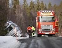 La route de l'enfer : Norvège : Dans les bois