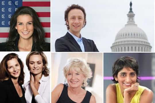 Elections USA: France Télévisions à l'heure américaine