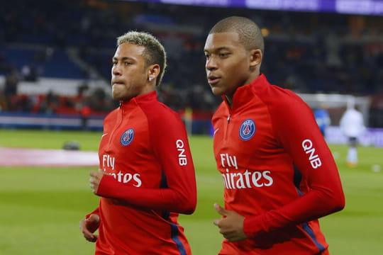 Coupe du monde2018: Mbappé a raté son rendez-vous avec Neymar