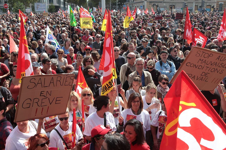 L'Elysée valide la réforme du droit du travail — France