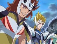 Saint Seiya Omega : Les nouveaux chevaliers du zodiaque : L'apparition des 4 grands généraux, la guerre est déclarée entre Athéna et Pallas !
