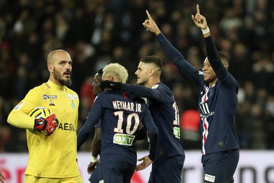 PSG - Saint-Étienne: résumé vidéo, notes, réactions... Le débrief