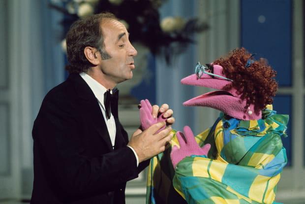 """Dans  """"Le Muppet Show"""""""