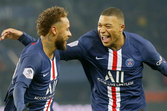 PSG - Nantes: un but en madjer, un penalty... Mbappé et Neymar au rendez-vous
