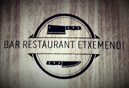 Restaurant : Restaurant Etxemendi  - Bar restaurant etxemendi Lucas et Julie -   © Lucas et Julie