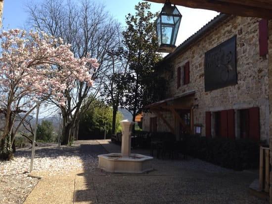 Restaurant : Le Village de Chassagnes  - L'Auberge de Chanaleilles -
