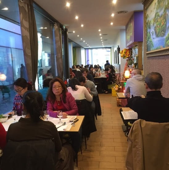 Restaurant : Coliseum Bane Thaï