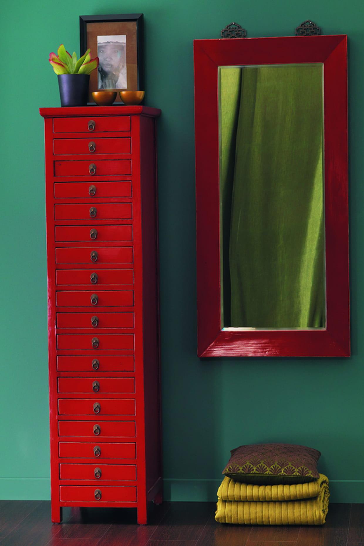 Un miroir pour augmenter le volume de la pi ce - Miroir agrandir piece ...