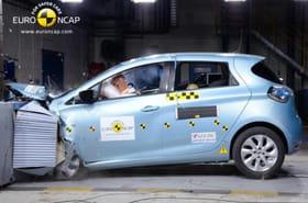 Crash-tests 2013: les citadines lesplussûres