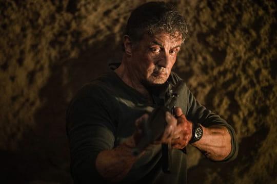 Sylvester Stallone: l'acteur fait ses adieux à Rambo