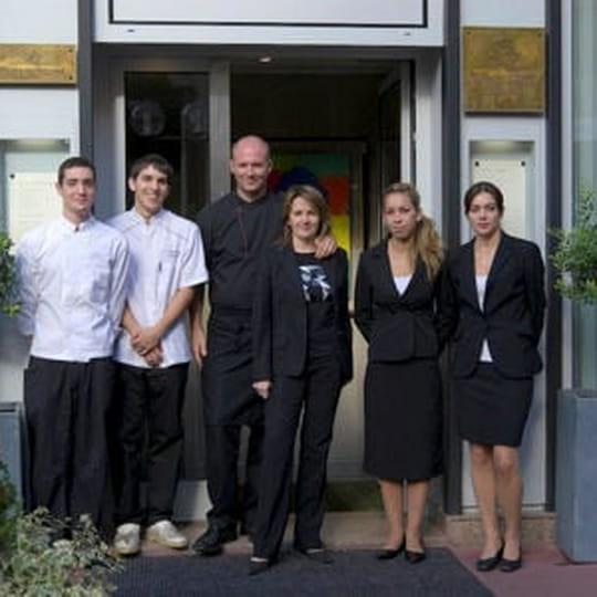 l 39 alexandrin restaurant gastronomique lyon avec linternaute. Black Bedroom Furniture Sets. Home Design Ideas
