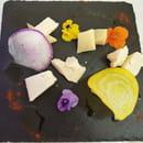 Dessert : Costa d'Amalfi  - Assiette de fromages italien -   © @ Restaurant Costa d'Amalfi