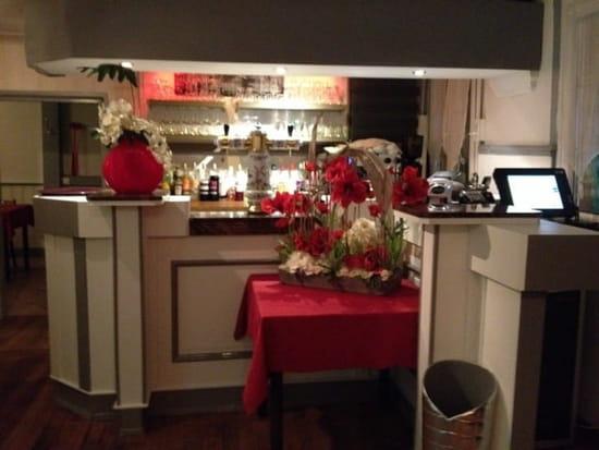 Restaurant : L'Auberge du Cygne  - Le nouveau bar  -