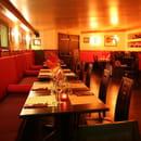 Restaurant : Lounge 21  - Restaurant Lounge 21 Alpe d'Huez -   © Restaurant Lounge 21