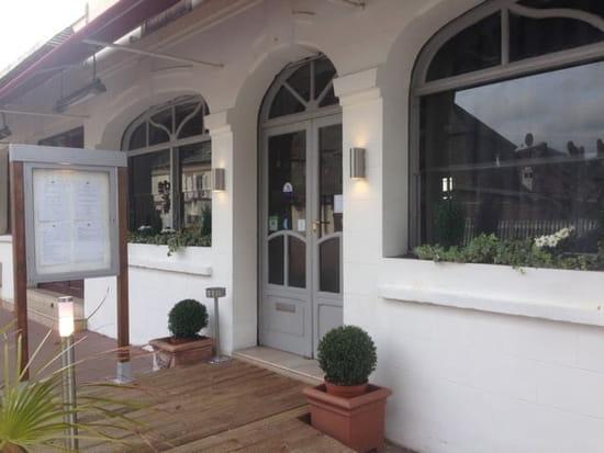 Entrée : Le Margaux  - Entrée du restaurant  -