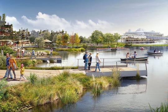Center Parcs: Villages Nature, une cité végétale à proximité de Paris
