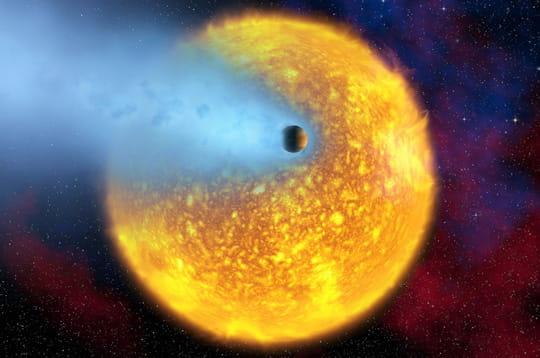 Osiris, une planète qui s'évapore