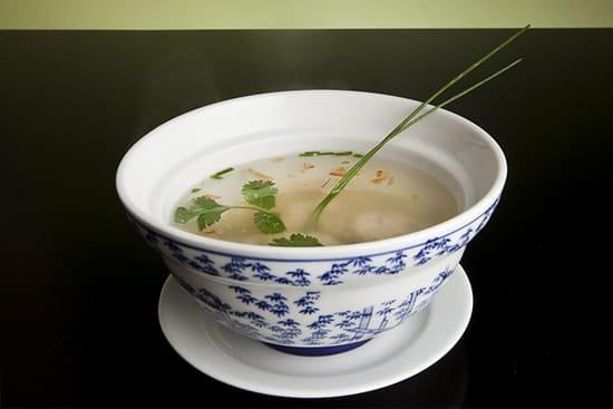 Tamtam Saigon  - TAM TAM SAIGON - restaurant Vietnamien Bordeaux - Soupe -   © Square Eyes Picture