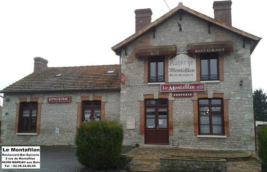 Le Montafilan  - Le Montafilan restaurant à Mareau-aux-Bois -   © Thanh NGUYEN