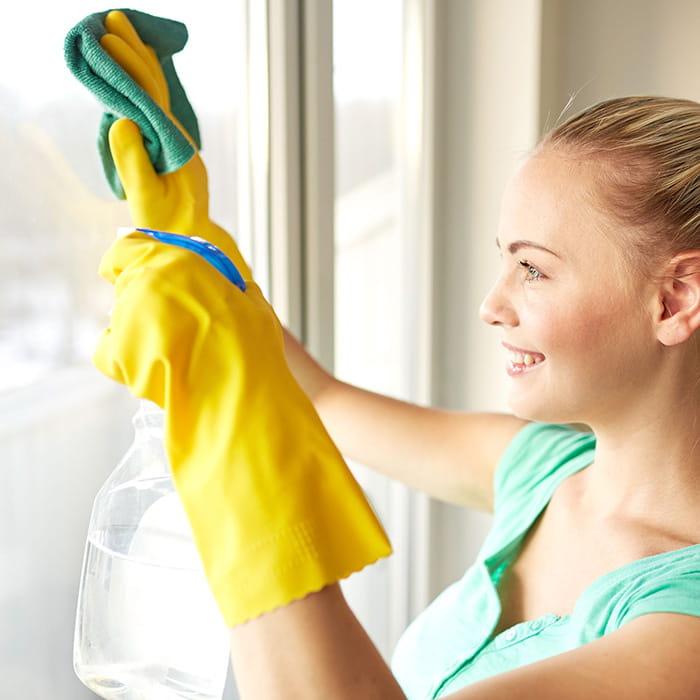 Nettoyer les vitres for Astuce pour nettoyer les carreaux