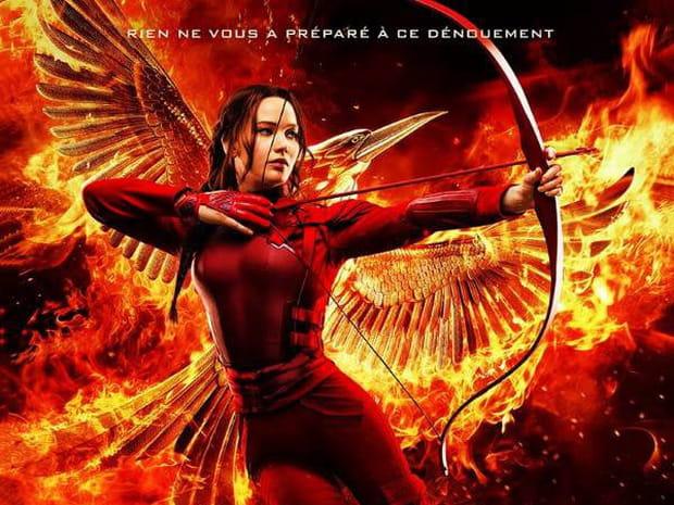 Hunger Games 3Partie 2: la Révolte